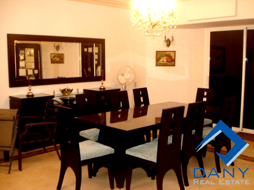 Residential Apartment For Rent Furnished in 6 October City Great Cairo Egypt