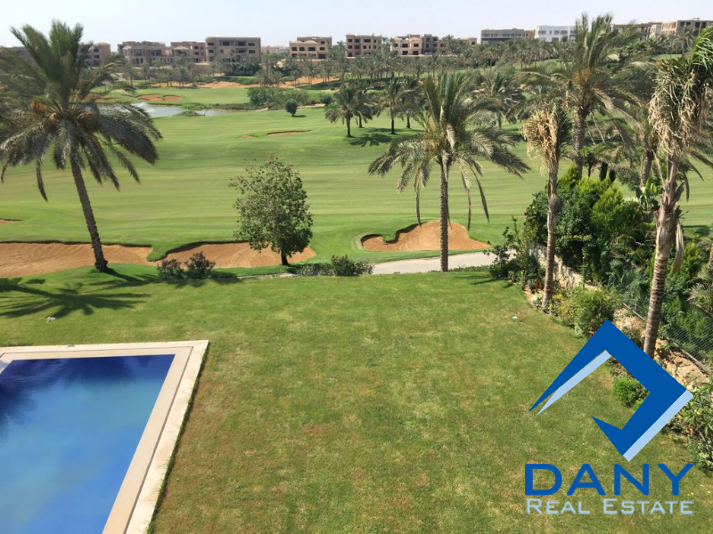 Residential Apartment For Rent Semi Furnished in Dunes - Great Cairo - Egypt