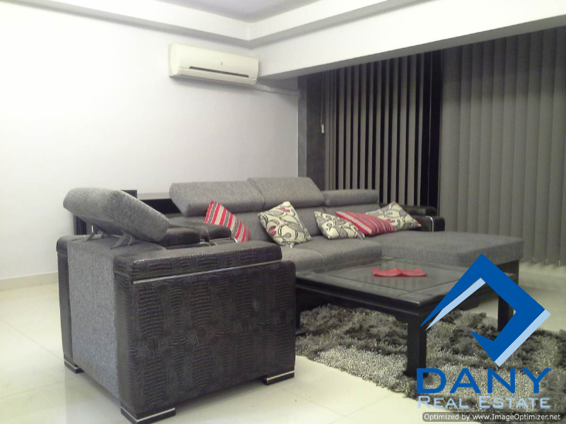 Residential Apartment For Rent Furnished in Maadi Sarayat - Great Cairo - Egypt