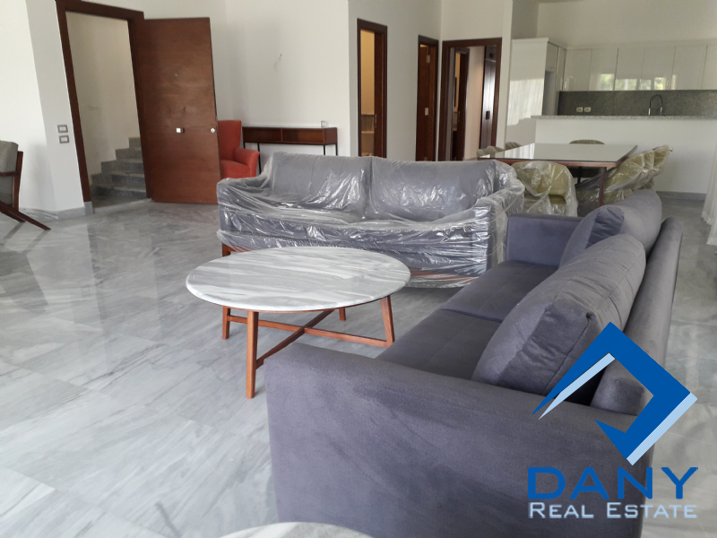 Residential Apartment For Rent Furnished in West Golf Great Cairo Egypt