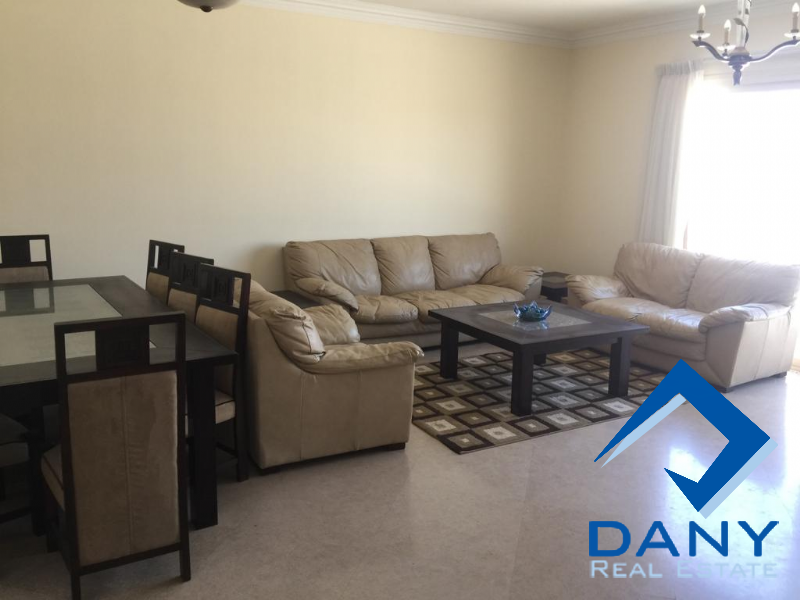 Residential Apartment For Rent Furnished in El Gezira - Great Cairo - Egypt