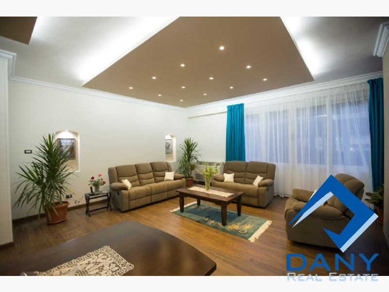 Residential Apartment For Rent Furnished in Maadi - Great Cairo - Egypt