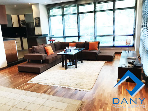 Residential Ground Floor Apartment For Rent Furnished in Maadi Digla - Great Cairo - Egypt