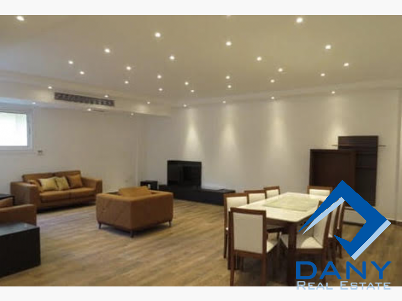 Residential Ground Floor Apartment For Rent Furnished in New Cairo - Katameya Great Cairo Egypt