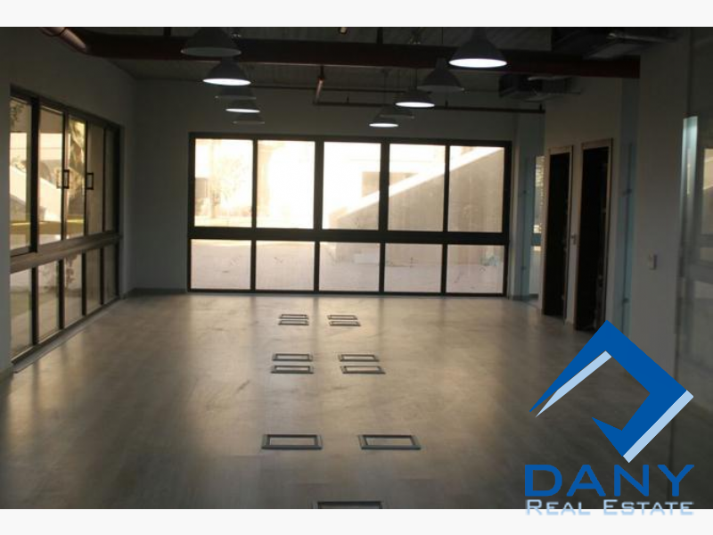Commercial Offices For Rent Not Furnished in Katameya Heights Great Cairo Egypt