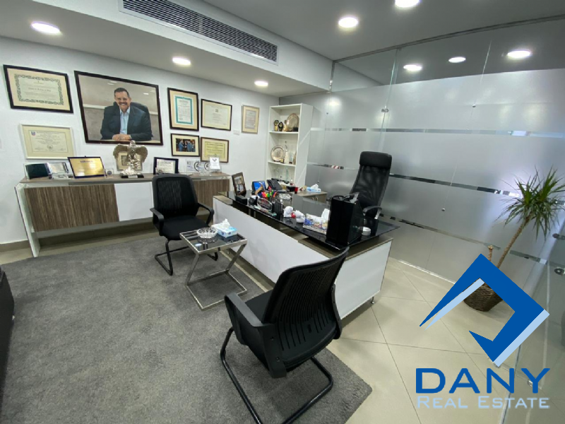 Commercial Offices For Rent Not Furnished in Maadi Great Cairo Egypt