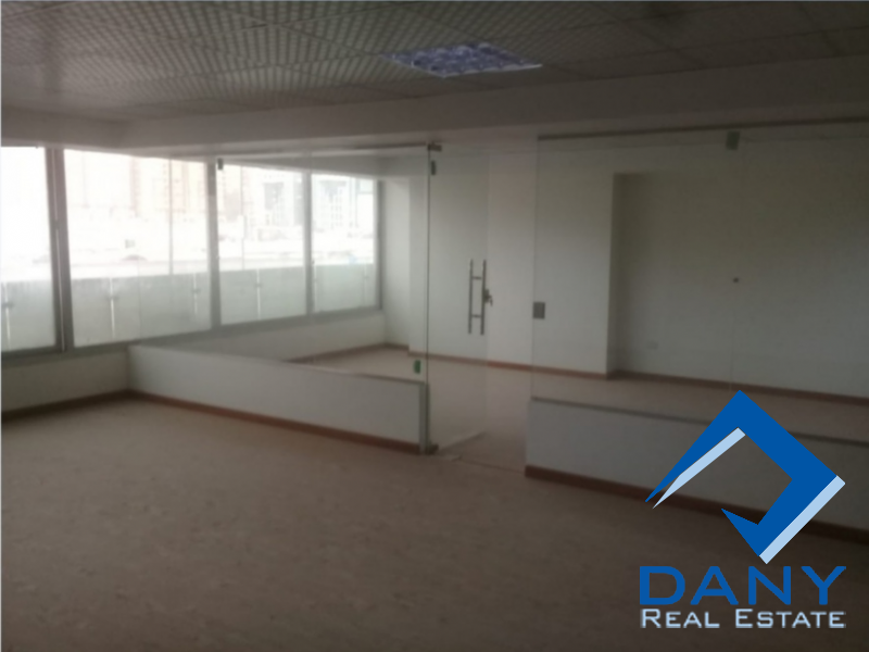 Commercial Offices For Rent Not Furnished in Maadi - Great Cairo - Egypt