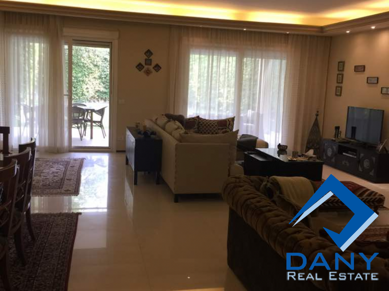 Residential Penthouse For Rent Furnished in El Gezira - Great Cairo - Egypt