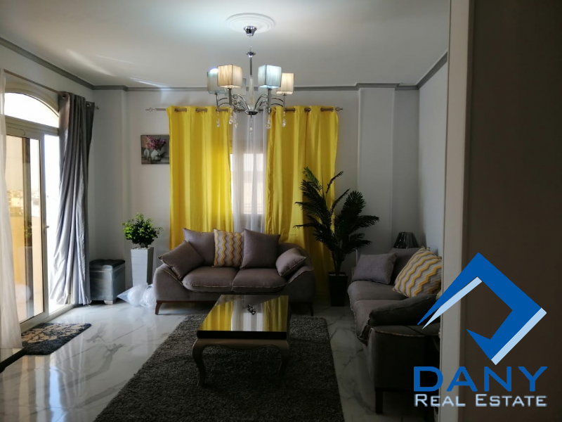 Residential Penthouse For Rent Furnished in Shewayfat Great Cairo Egypt