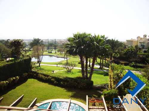 Residential Townhouse For Sale in Arabella Katameya Great Cairo Egypt