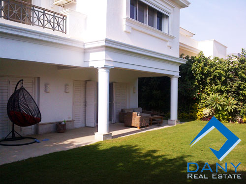 Residential Villa For Rent Furnished in Mountain View Great Cairo Egypt