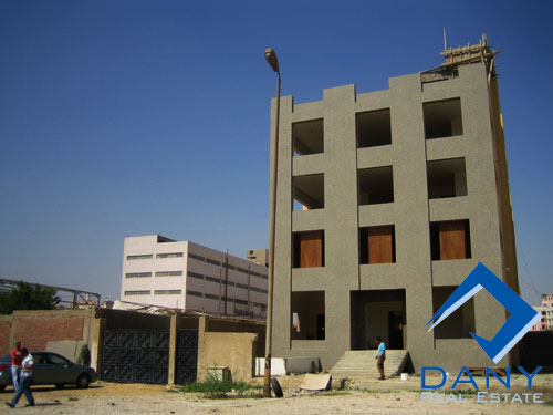 Administrative Building For Rent Not Furnished in New Maadi Great Cairo Egypt